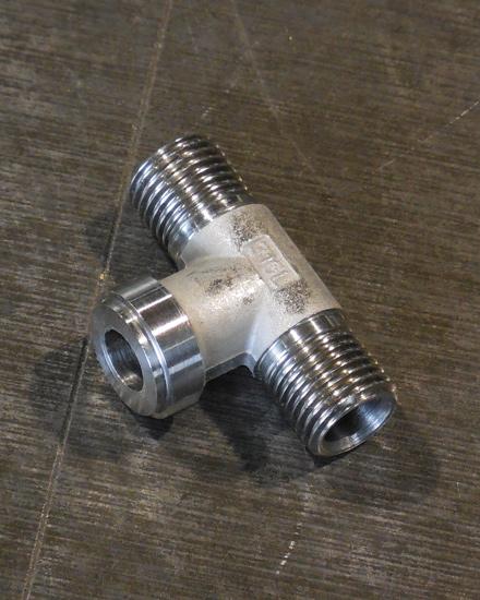 Inox-Stahl